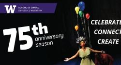 UW announces 75th Anniversary season