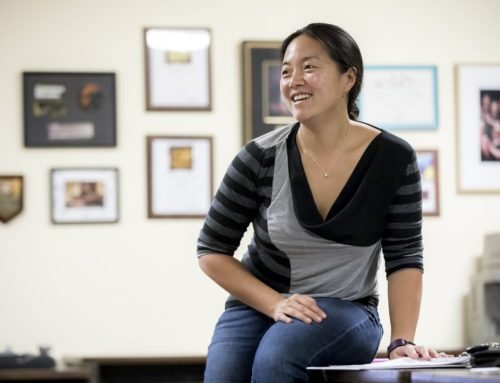 Seattle Times: Desdemona Chiang's theater directing spans genres and geographies