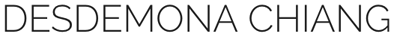 Desdemona Chiang Logo